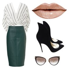 Designer Clothes, Shoes & Bags for Women Work Fashion, Cute Fashion, Fashion Beauty, Womens Fashion, Corporate Outfits, Gown Suit, Professional Women, Business Attire, Her Style