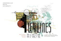 John Simmons, LeyLines mark for October National Show