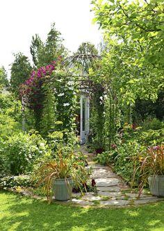 Viritä puutarhasi romanttiseksi | Viherpiha