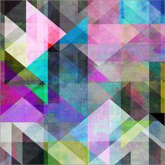 Mareike Böhmer Graphics - Colorblocking 3