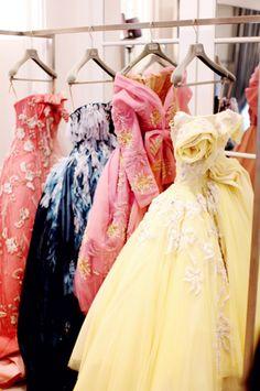 Inspiration: {Le Salon Haute Couture de Dior}