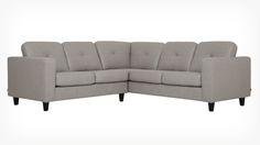 solo 2 piece sectional sofa carnival haze corner