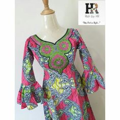 Ankara Long Gown Styles, Lace Gown Styles, African Dresses For Kids, African Fashion Ankara, Latest African Fashion Dresses, African Dresses For Women, African Print Fashion, African Attire, Ankara Styles