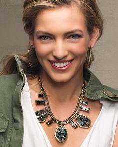 Our new Blue Streak Necklace!  YUMMM!  Check it out:  www.mysilpada.com/tracy.sullivan1 Item of the Day: Silpada - Accessories Magazine