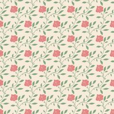 Coral Roses - Antoinette Collection | Shery K Designs #background #zoggin