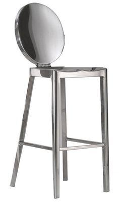 Round Back Bar And Counter Stool