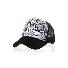 Shading baseball hat style zz926011 in Indressme ($20) via Polyvore