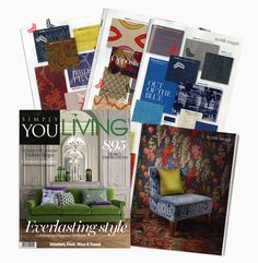"Alhambra featured in New Zealand ""Simply You Living"" Magazine"