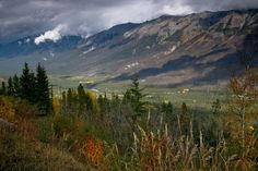 Fall in the Rocky Mountains BC Canada  #landscape #fall #rocky #mountains #canada #photography