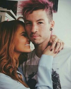 Debby Ryan & Josh Dun's LOVE !!! Omg tbh their relationship is my relationship GOAL !! #dream