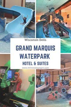 Minnesota Yogini - Grand Marquis Waterpark Hotel & Suites, Wisconsin Dells - Minnesota Yogini