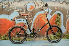 Gurdabarros caoba R20. Cliente: Paradise bikeshop, Carlos paz, Córdoba.