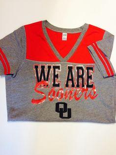 Oklahoma Sooners Shirt