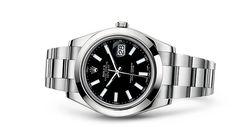 Rolex Datejust II Uhr: Edelstahl 904L – 116300
