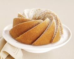 Nordic Ware Heritage Bundt® Pan #williamssonoma I never wanted a Bundt pan until I saw this one.