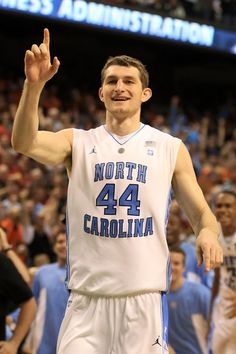 b5f829f92 Tyler Zeller  44 of the North Carolina Tar Heels ... Basketball History