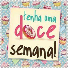 Que esta semana seja repleta de amor, alegria e paz! VISITE o nosso site/loja online em BAIXO: WWW.CAKESAKADEMIAMAIS.COM Chocolates, Instagram Blog, Instagram Posts, Happy Week End, Cupcake Art, Food Quotes, Life Quotes, 40th Birthday, Donuts