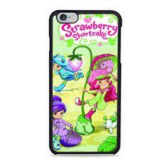 Strawberry Shortcake iPhone 6 Case