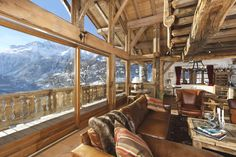 Chalet Merlo, French Alps