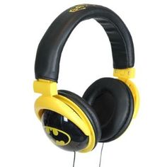 CUFFIE BATMAN HEADPHONES