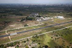 """""""Aeroporto de Feira de Santana"""". # Feira de Santana, Bahia. Brasil."""