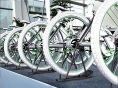 Go Fara dual function bicycle design by Adam Taylor