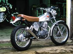 Yamaha XT500 Scrambler....gorgeous!