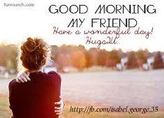 #GoodMorning #friends