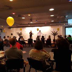 #FORUMRH Le forum ouvert c'est parti ... comme une idée de ballon qui flotte dans l'air ...