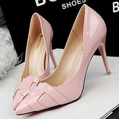 Classy shoes for the ladies - DarlingNaija Pretty Shoes, Cute Shoes, Me Too Shoes, Stilettos, High Heel Pumps, Shoe Boots, Shoes Heels, Ugly Shoes, Beautiful High Heels