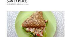 Broodje home made tonijnsalade van La Place. Kookidee.nl.pdf