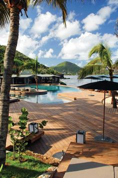 Hotel Christopher Saint Barth My little slice of heaven.