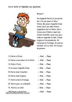 French Learning Videos Pronunciation How To Learn French Design Studios French Language Lessons, French Language Learning, French Lessons, French Tips, Comprehension Activities, Reading Activities, Reading Comprehension, Learning Games, French Flashcards