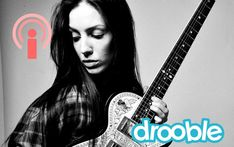 It's hard to get noticed as a musician these days, so if there is anything out there that can help, you should grab it with both hands. Drooble is a powerful new website for musicians. Ged Brockie talks with founder Melina Krumova about this new forc. Guitar Shop, Cool Guitar, Guitar Art, Guitar Chords, Jazz Guitar Lessons, Online Guitar Lessons, Archtop Guitar, Acoustic Guitars, Music Institute
