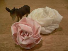 {fabric} roses