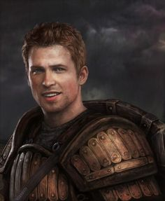 Realistic Alistair