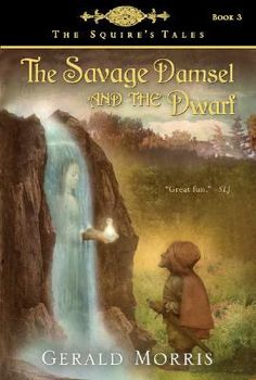 The Savage Damsel and the Dwarf -- Gerald Morris excels at introducing the knights of the round table- making them approachable and real (even while set in the realm of fantasy). I LOVE his work.