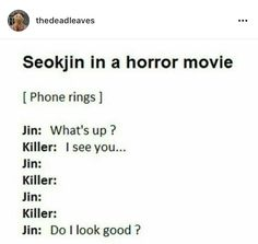 Jin would do this
