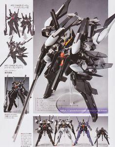 GUNDAM GUY: A.O.Z. Re-Boot in 3D: 1/144 ARZ-124HZR Gundam [Haze'n ThleyII-RAH] Gunpla Custom, Custom Gundam, Cyberpunk, Character Concept, Concept Art, Armored Core, Futuristic Armour, Cool Robots, Frame Arms