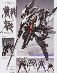 GUNDAM GUY: A.O.Z. Re-Boot in 3D: 1/144 ARZ-124HZR Gundam [Haze'n ThleyII-RAH]