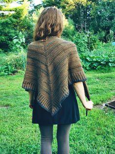 strigose shawl