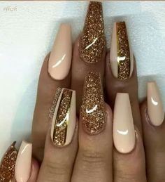 I will get today Cute Nails, Hair And Nails, Different Colors, Nail Art Designs, Nail Polish, Hair Beauty, Makeup, Beautiful, Manicures