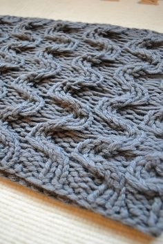 Ravelry: Ebb pattern by Susan B. Anderson