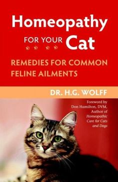 Written for both the cat lover, as well as veterinarians, breeders, and show exhibitors who deal professionally with felines, Homeopathy for Your Cat offers detailed, authoritative information on a wi