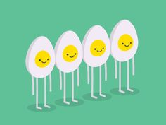 80 egg ola db Gifs, Motion Design, Graphic Design Illustration, Illustration Art, Funny Songs, Design Ios, Design Thinking, Baby Drawing, Gif Pictures