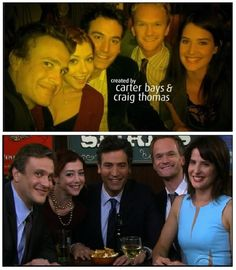 """Because of this symmetry between the start and the end of the show. Fernsehserie 34 Reasons """"How I Met Your Mother"""" Was The Cleverest Show On TV Ted Mosby, Surfing Lifestyle, Josh Radnor, Craig Thomas, Yellow Umbrella, Comedy, Neil Patrick Harris, I Meet You, Film Serie"""