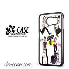 5 Seconds Of Summer 5sos Ashton Irwin Calum Hood Favim DEAL-70 Samsung Phonecase Cover For Samsung Galaxy S6 / S6 Edge / S6 Edge Plus