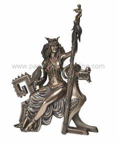 Norse Gods and Goddesses   Frigga Statue PT8427 by Derek Frost