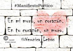 #ManifiestoPoético