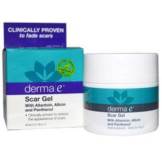 Derma E, Scar Gel, 2 oz (56 g) #beauty #skincare New to iHerb? Use coupon code NWB338